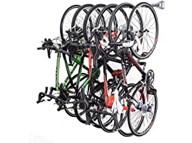 Monkey Bar Bike Storage