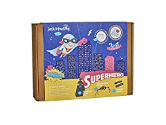 jackinthebox Superhero Themed Art and Craft Kit