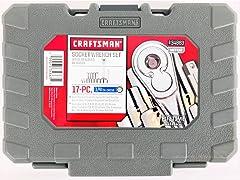 Craftsman 17-Piece Socket Wrench Set