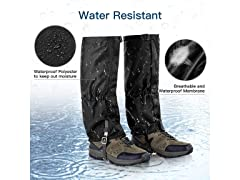 Unigear Snow Gaiters for Hiking