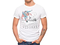 Superman Wingman T-Shirt