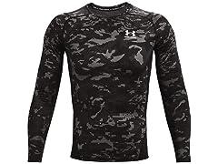 UA Men's HeatGear® Camo Long Sleeve