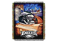 Eagles Tapestry Throw