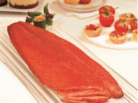 SeaBear Smoked Copper River Salmon, 1 Lb