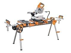 Portamate Folding Miter Saw Power Tool Stand