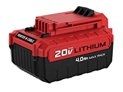 20V MAX 4.0Ah Li-Ion Battery (Single)