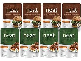 Neat Vegan Meat Replacement Mixes (8)