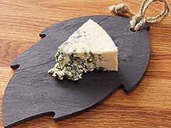 Leaf Shape Cheese Board - Set of 4