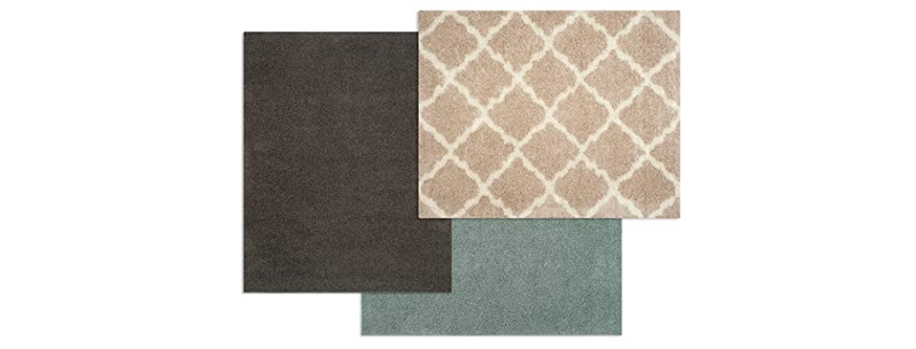 Safavieh Shag 8' X 10' Rugs - 8 Choices!