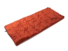 Kelty Sleeping Bag - Orange
