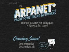 Welcome to the ARPANET - Remix