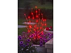 LED Branch Light, Red