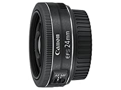 Canon EF Series 24MM Lens