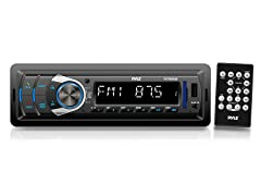 In-Dash Bluetooth Digital Receiver