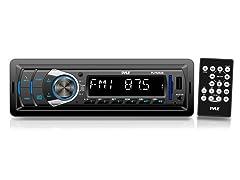 In-Dash Bluetooth Digital Receiver