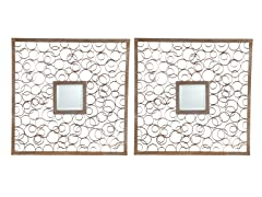 Cisco 2pc Decorative Mirror Set