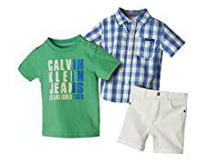 3-Pc Short Set (12-24M)