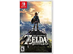 Nintendo The Legend of Zelda: Breath of the Wild
