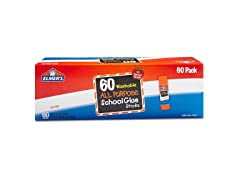 Elmers All Purpose Glue Sticks - 60 Count
