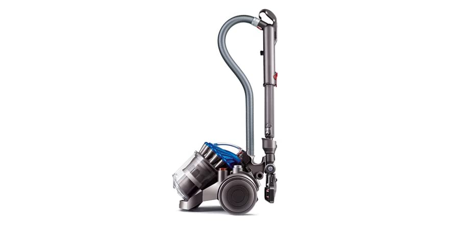 dyson dc23 turbinehead canister vacuum purple. Black Bedroom Furniture Sets. Home Design Ideas
