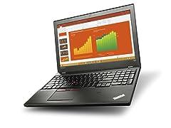 "Lenovo ThinkPad T560 15.6"" Intel i5 Laptop"