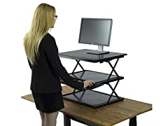 Uncaged Ergonomics CHANGEdesk