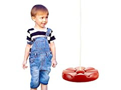 Disc Swing for Kids Playset