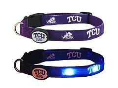 Texas Christian University LED Collar- L