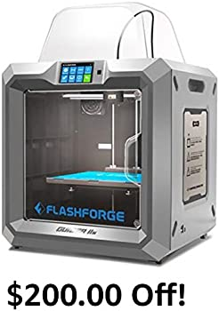 FlashForge Guider 3D Printer With New High Temperature Extruder