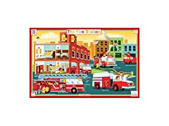 The Fire Station Placemat