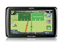 "Magellan 7"" GPS w/ Lifetime Maps & Traffic"