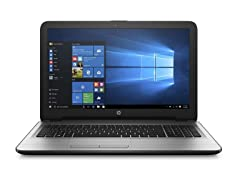 "HP 15.6"" Intel Core i7 Dual-Core Laptop"