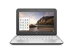 "HP 11"" G2 Dual-Core 16GB Chromebook"