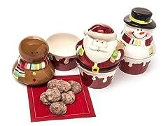 Cupcake Friends- Set of 3