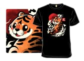 Red Sun Tiger