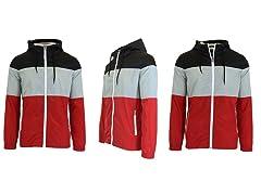 Men's Lightweight Windbreaker Jacket