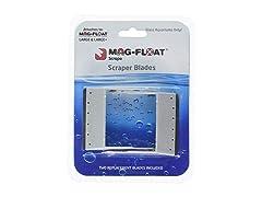 Mag-Float Scrape Replacement Scrapers