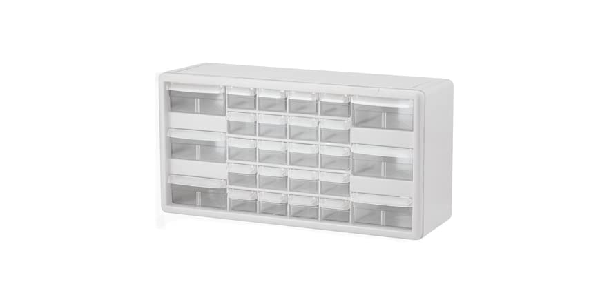 Plastic Storage Cabinets By Akro Mils
