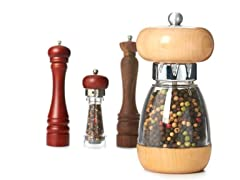 William Bounds Pepper Mills- Your Choice