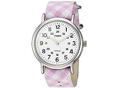 Timex Weekender Slip-Thru Ladies Watch