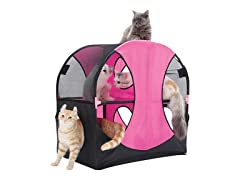 Collapsible Soft Folding Pet Cat House