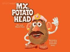 Mx. Potato Head