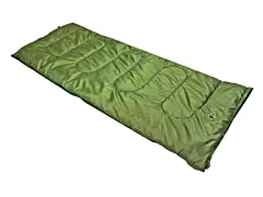 30° Sleeping Bag - Green