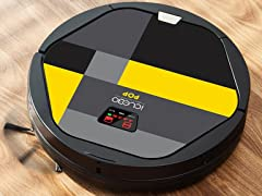 iCLEBO Robotic Vacuum Cleaner