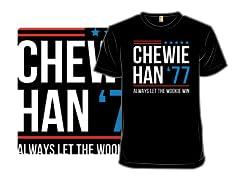 Chewie Han '77 Remix