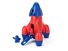 Green Toys Space Rockets 2-Colors