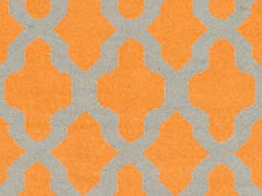 Orange Hand Woven Rug (5-Sizes)