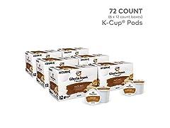 Gloira Jean's Hazulnet K-Cups.72 Count