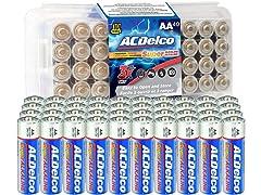 ACDelco 40pk AA Alkaline Batteries