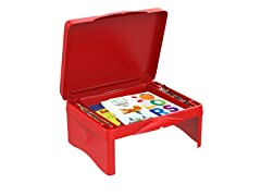 Lap Desk for Kids-Folding Collapsible Tray